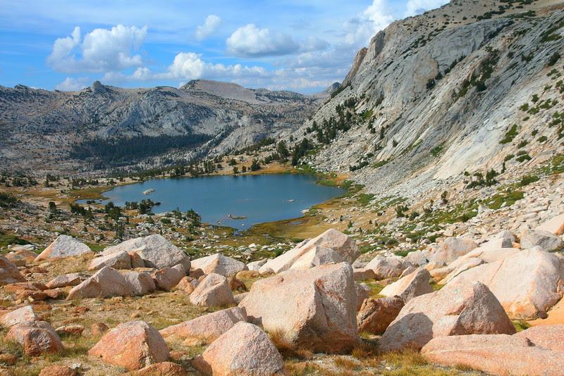 IMG_6552 Vogelsang Lake, Yosemite National Park