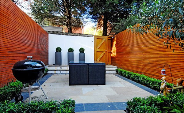 15 Modern and Contemporary Courtyard Gardens in the City | Home ...