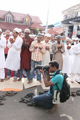 The Media Does Highlight The Muslims Only Some Muslims Dont Know It by firoze shakir photographerno1