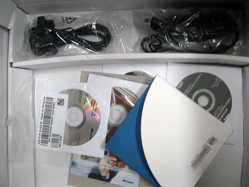 Cables & driver discs