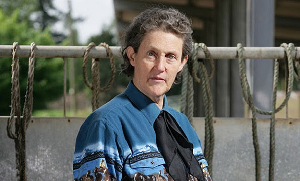 Temple Grandin (autismo de alta funcionalidade)