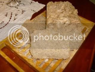 pão de centeio esementes de linhaça e girassol