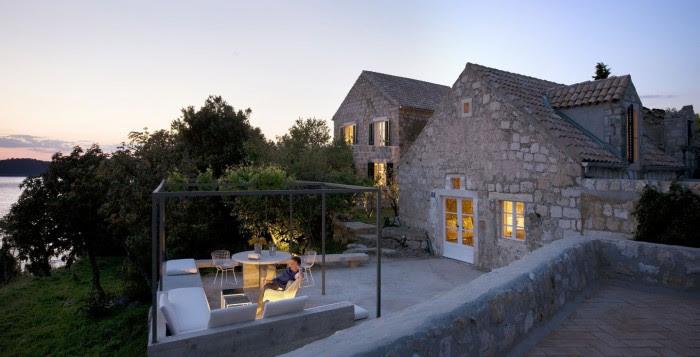 terrace landscaping