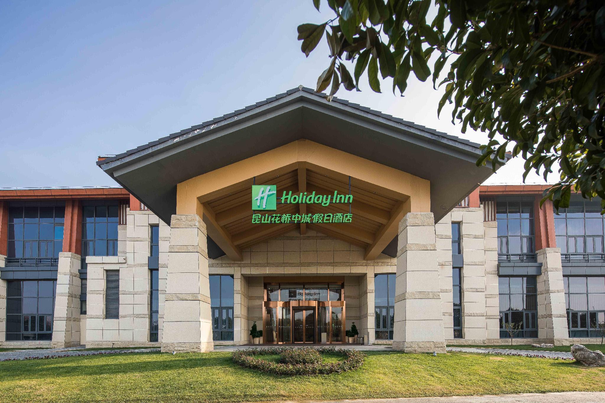 Review Holiday Inn Kunshan Huaqiao