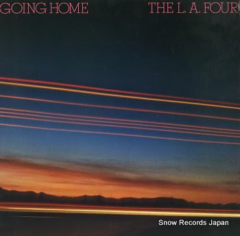 L.A. FOUR, THE going home