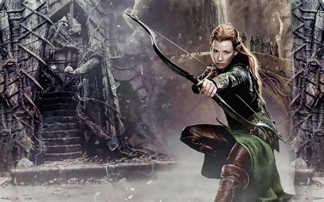 tauriel wallpapers tauriel stock