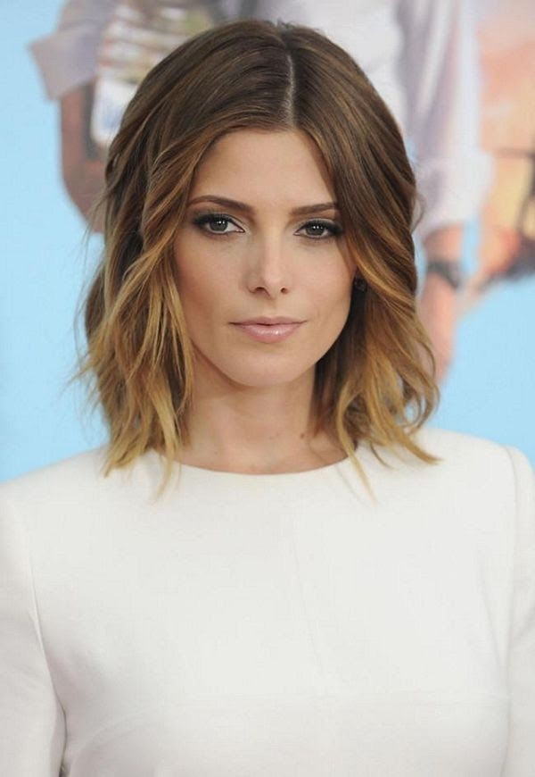 Celebrity shoulder length hairstyles 2015 best wedding hairs proxy urmus Image collections