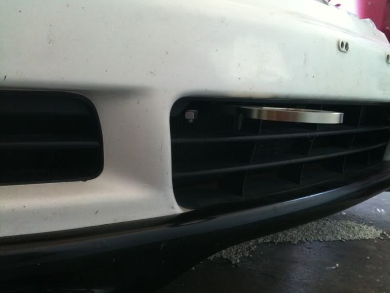 Civic Eg View Topic Diy Tow Hook Install