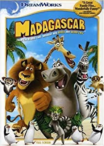 "Cover of ""Madagascar (Full Screen Edition..."