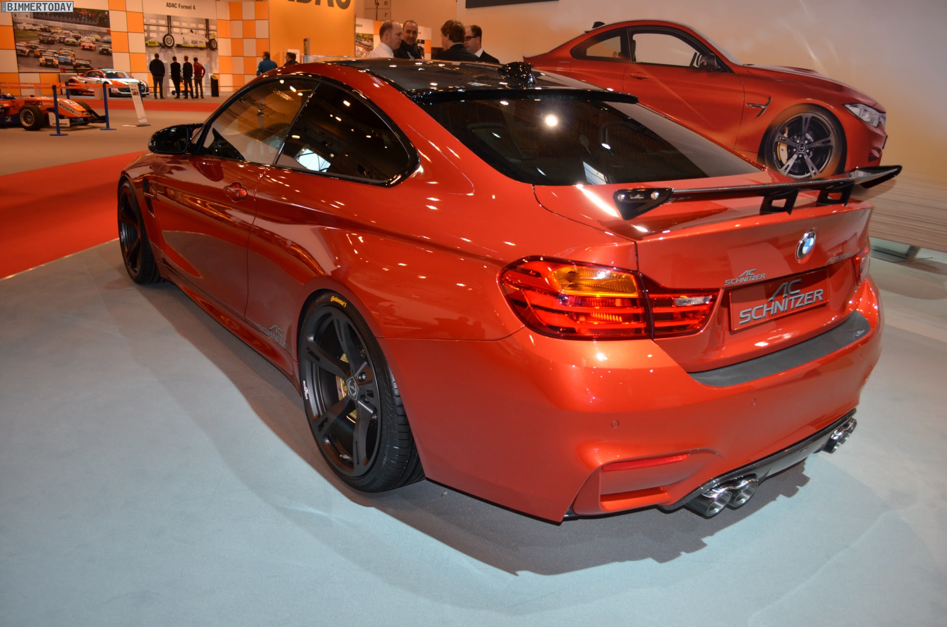AC Schnitzer BMW M4 Coupe at 2014 Essen Motor Show