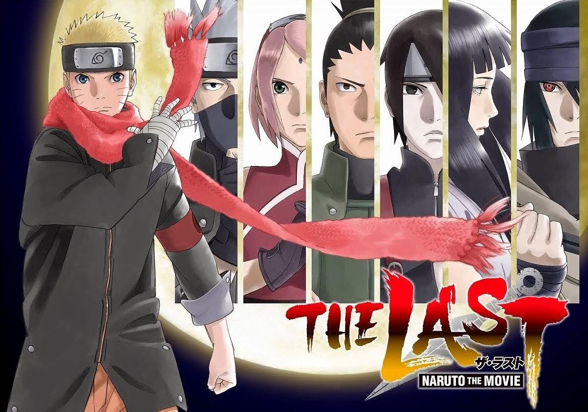Naruto the Last (Audio Jepang) 3GP 320p Sub Indo