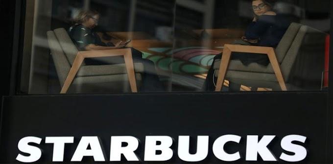 Starbucks sales miss as virus spike keeps customers at home