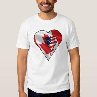 Maple Leaf American Shirts