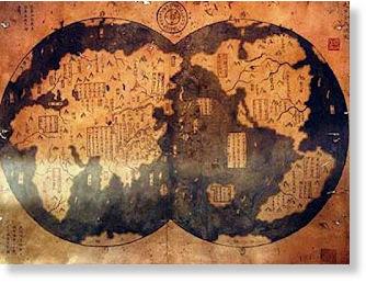 Viejos mapas secretos