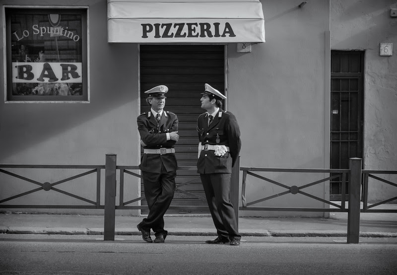 2013 Pic(k) of the week 18: Rome Police in action...