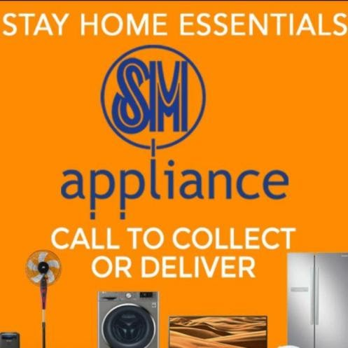 It's CHRISTMAS at SM Appliance Get your holiday cheer on with up to 60% discount on choice appliances
