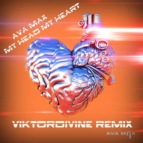ava max  head  heart viktordivine remix viktordivine