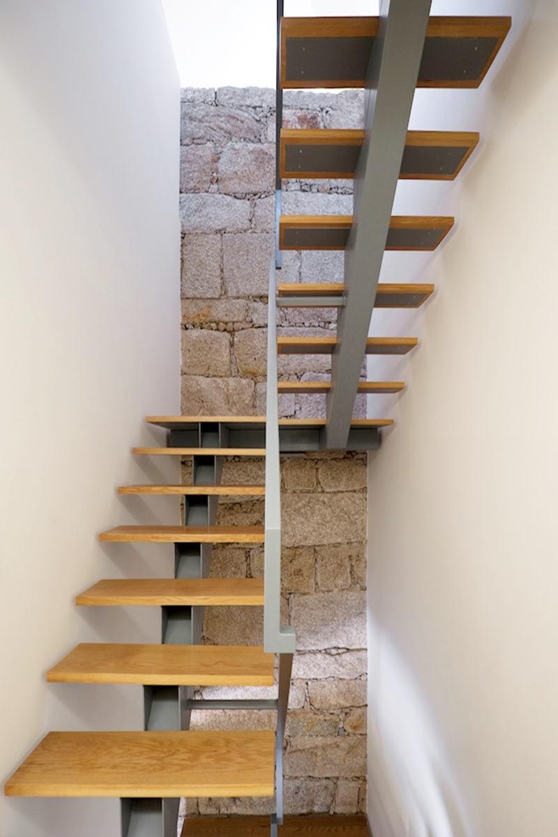 Diseño de escaleras #56
