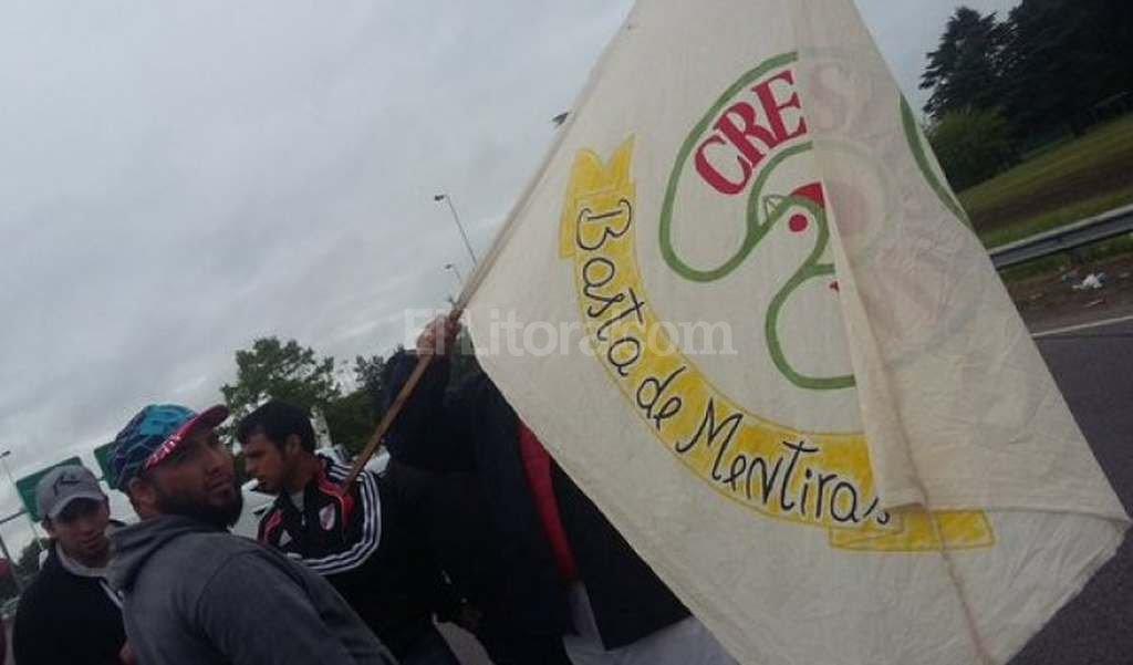 Trabajadores de Cresta Roja piden la reincorporación de 2.500 suspendidos