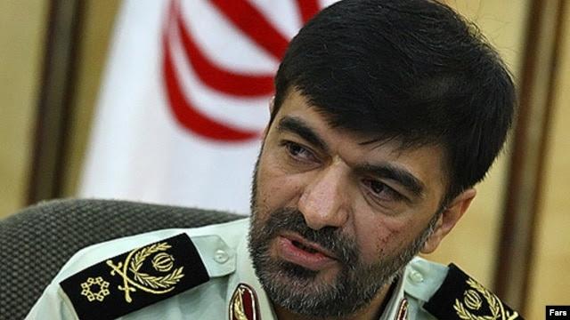 احمدرضا رادان، جانشین فرمانده نیروی انتظامی ایران
