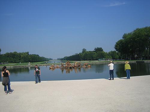 IMG_8609 - Apollo Fountain, Bassin de Apollo, Château de Versailles, 2008