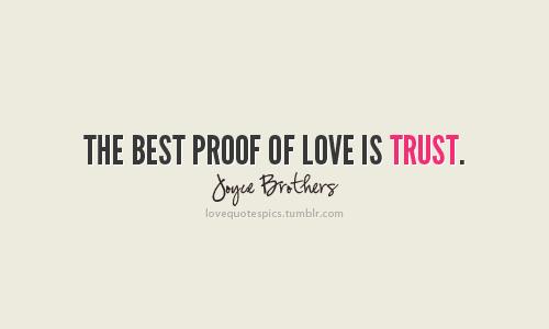 35 Inspirational Trust Quotes Art And Design