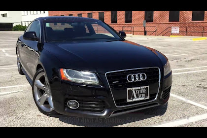 2009 Audi A5 S Line Package