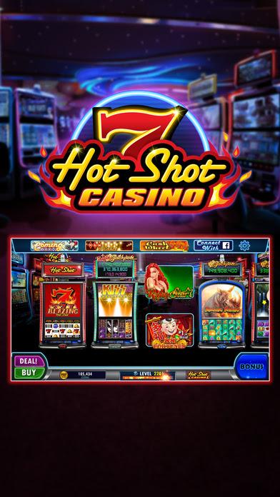Casino slot machine apps
