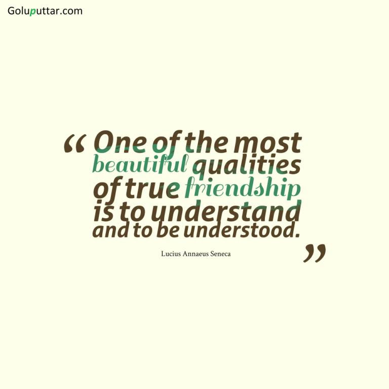 Unique Friendship Quote Understanding Each Other Photos And Ideas