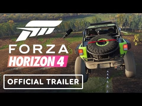 Forza Horizon 4 - Official Xbox Series X and S Trailer