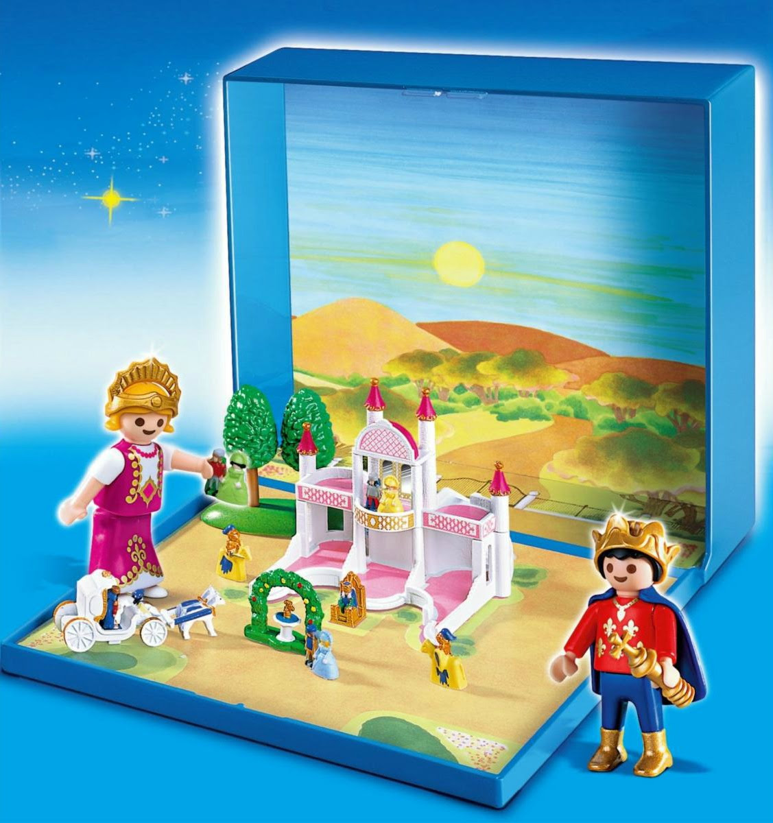 Micro Playmobil Fairy Tale Castle