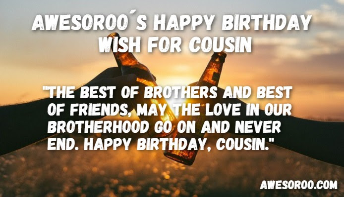 204 Best Happy Birthday Cousin Status Quotes Wishes Feb 2018