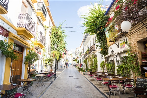 Marbella Old Quarter Reviews U S News Travel