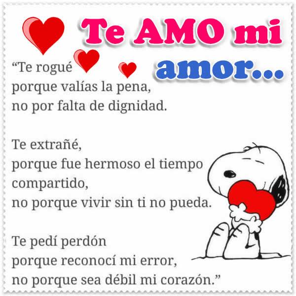 Te Extrano Mi Amor Poemas De Amor
