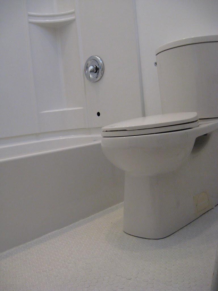 Hall Bathroom - Feb 2010