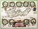 Κέρκυρα χάρτης