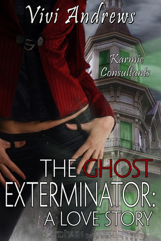 The Ghost Exterminator (Karmic Consultants #2)