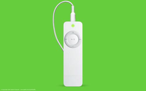 El iPod Sufre