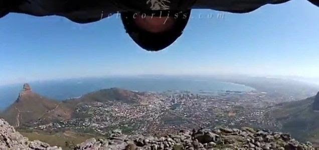 Jeb Corliss, Table Mountain