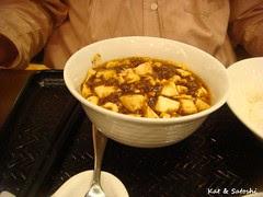 Mabo Tofu @ mar ten 痲甜