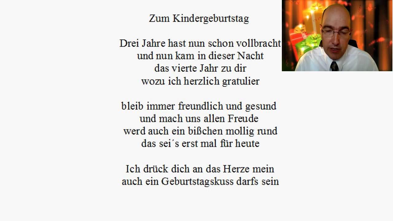 Gedicht Geburtstag 14 Jahre