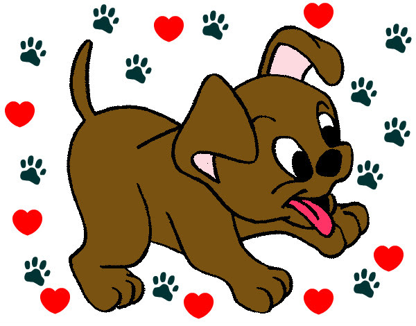 Dibujo De Amor A Los Animales Pintado Por Camilita En Dibujosnet El