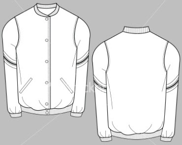 430 Desain Jaket Polos HD Terbaik