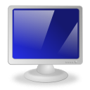 """Monitor """"My Computer"""" icon from &quo..."""