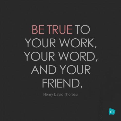 Henry David Thoreau Quote Advice Experience Wisdom Quote