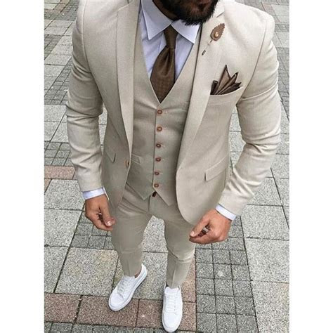 Navy Blue Mens Suits Designers 2018 Wedding Suit For Men