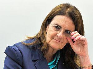 Presidenta da Petrobras, Graça Foster