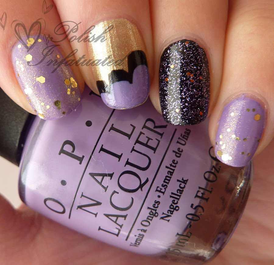 purple, black and gold4