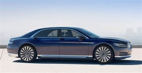 lincoln continental  real american luxury car