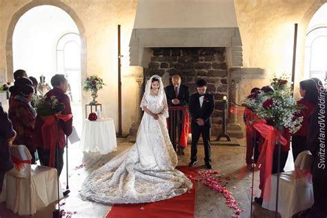 Castle Marriage Symbolic Ceremony   Swiss Wedding Company Blog